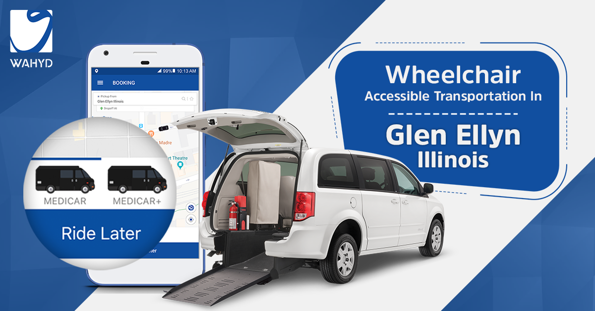 ambulette service in Glen Ellyn Illinois