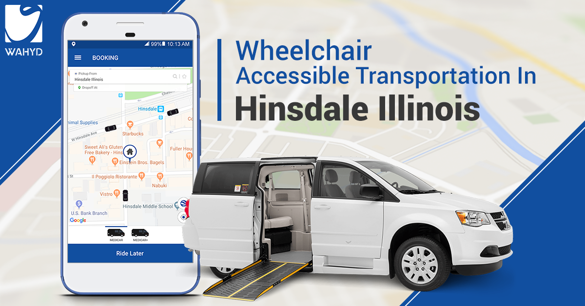 Ambulette Service In Hinsdale Illinois