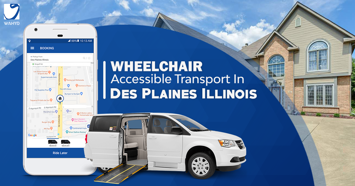 Ambulette Service In Des Plaines Illinois