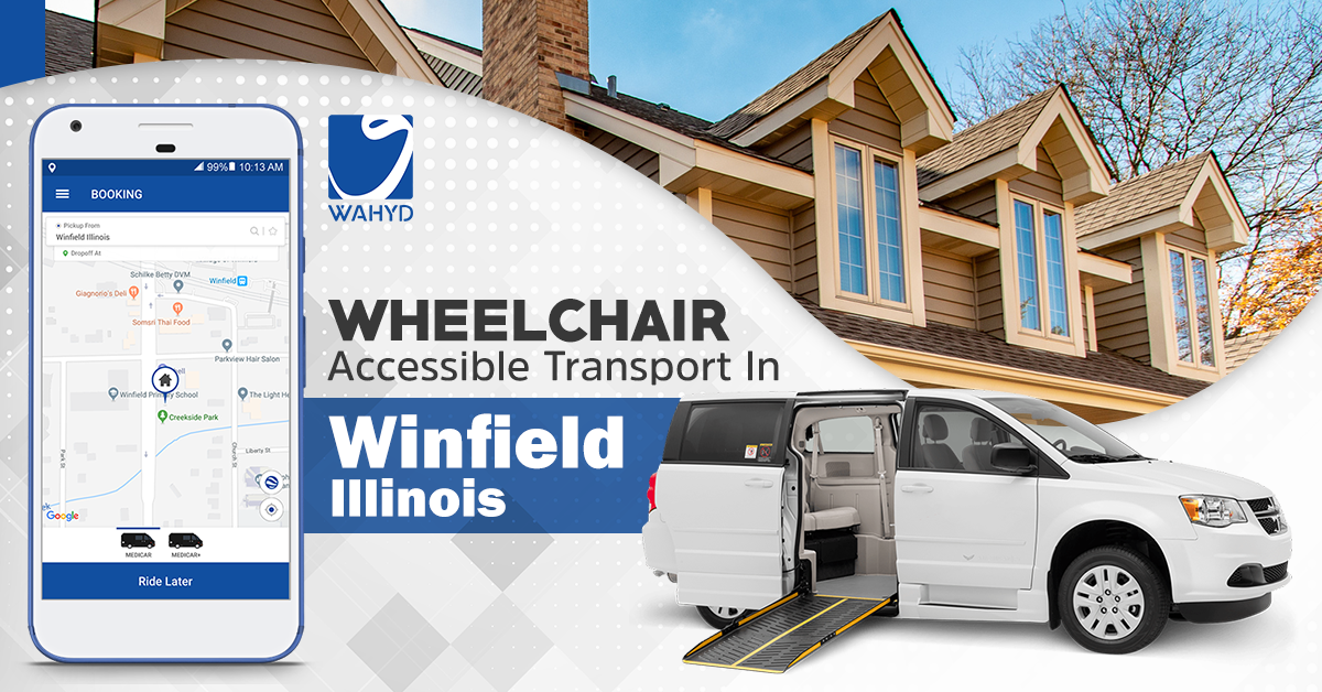 Ambulette Service In Winfield Illinois