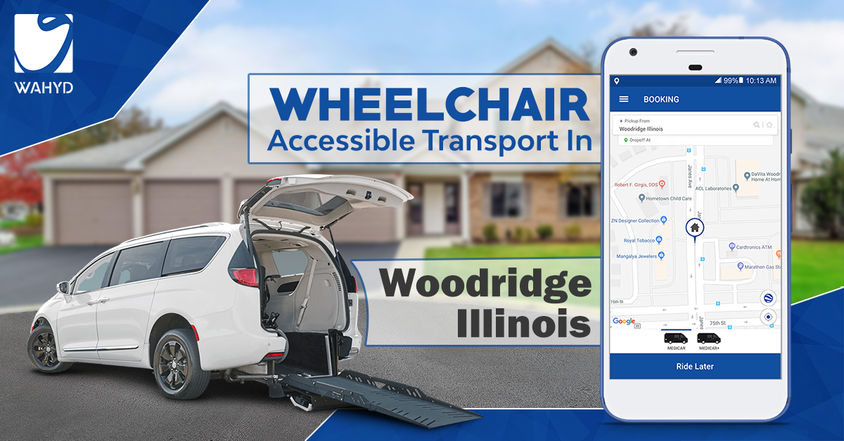Ambulette Service In Woodridge Illinois