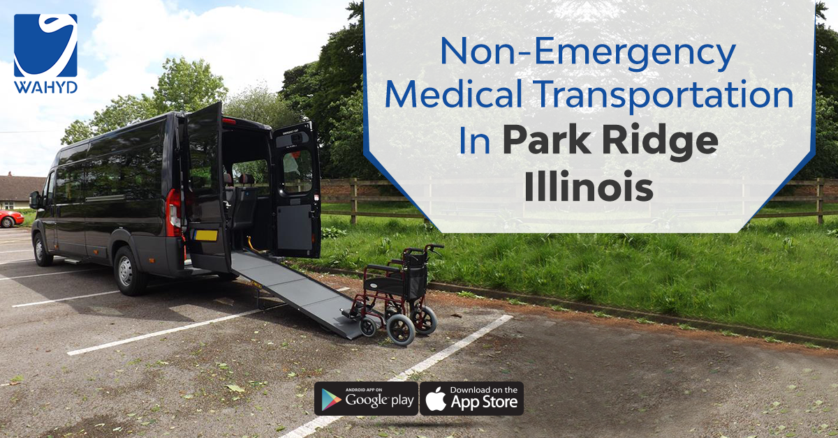 Non-Emergency Medical Transportation in Park Ridge Illinois