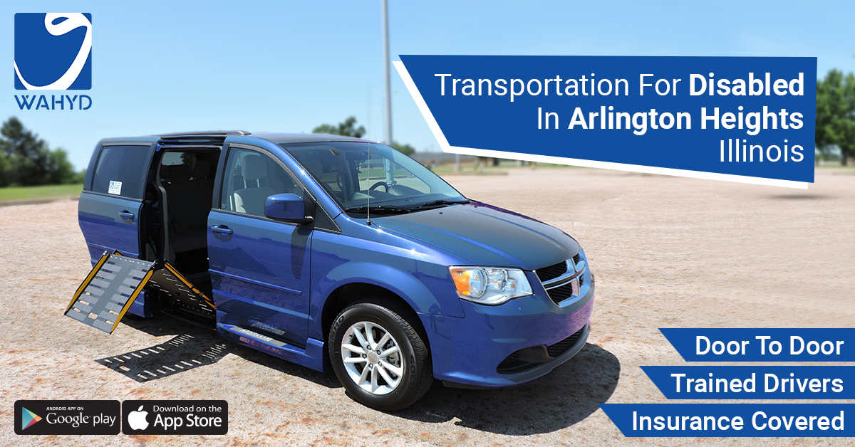 Transportation for Disabled in Arlington Heights