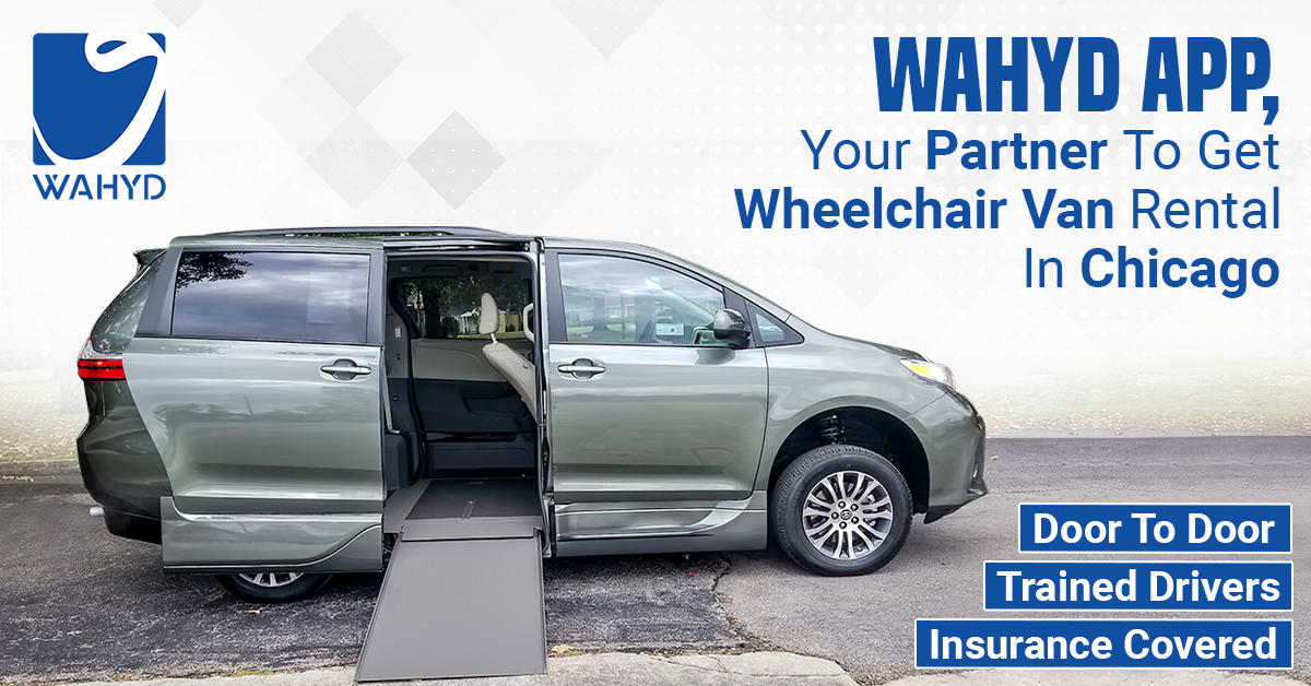 Wheelchair Van Rental in Chicago