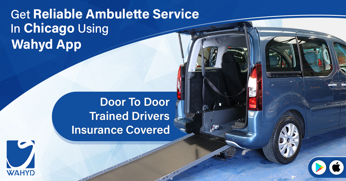 Ambulette service in Chicago