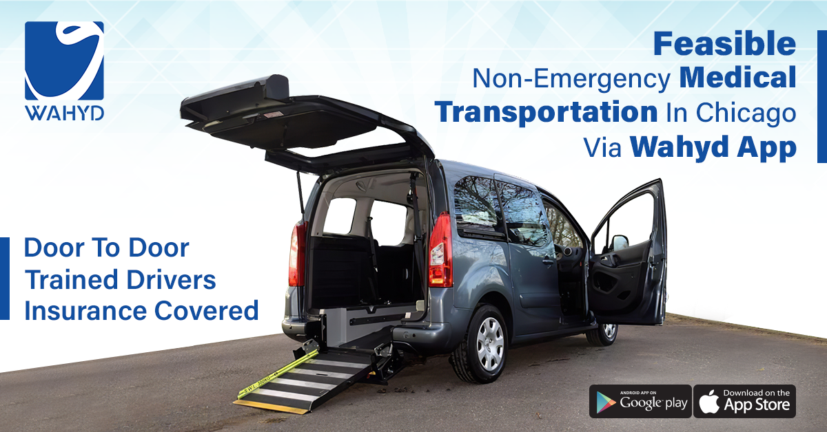 Non Emergency Medical Transportation in Chicago