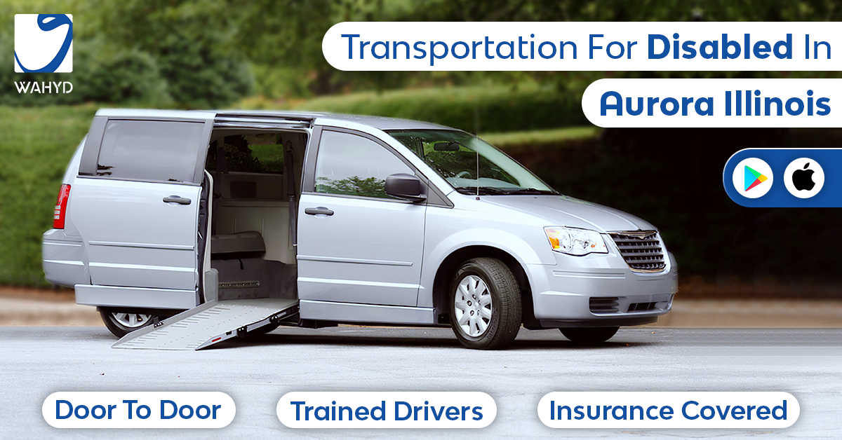 Transportation for Disabled in Aurora Illinois