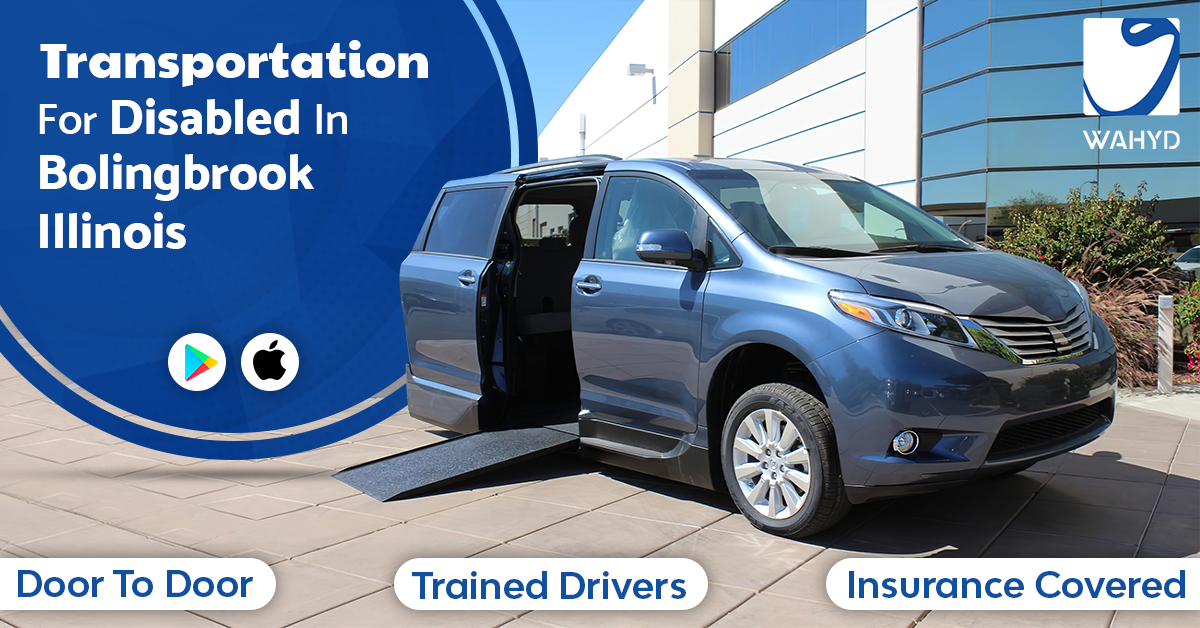 Transportation for Disabled in Bolingbrook Illinois