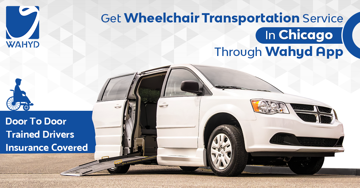 Wheelchair transportation service in Chicago
